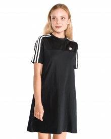 Tee Šaty adidas Originals   Černá   Dámské   34