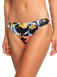 Roxy Plavkové kalhotky Dreaming Day Full Bottom Anthracite Tropical Love S ERJX403708-KVJ6 XS