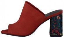 Tamaris Dámské pantofle 1-1-27288-22-538 Sangria 36