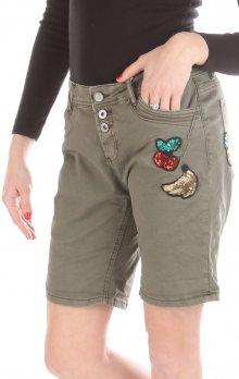 Dámské jeansové šortky Stitch & Soul