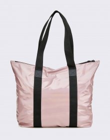 Rains Holographic Tote Bag Rush 29 Holographic Woodrose