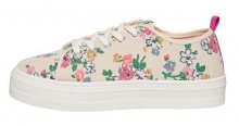ONLY Dámské tenisky Sarina Flower Sneaker White Swan 37