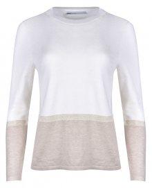 ONLY Dámský svetr Camellia L/S Pullover Knt Cloud Dancer XS