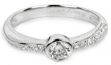 Silver Cat Stříbrný prsten se zirkony SC177 54 mm