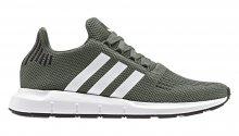 adidas Swift Run Base Green zelené AQ0866