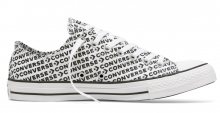 Converse Chuck Taylor All Star Wordmark 2.0 Low Top White  Multicolor 164020C