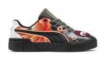 Puma x Sue Tsai Cali Peonies Camo Sneakers Multicolor 369388_01