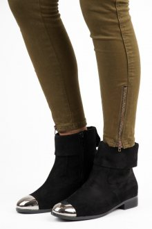 IDEAL Dámské kotníkové boty Q2712B