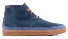 Chrome Industries Forged Suede Chukka Boot Indigo Golden Brown modré FW-135-INGB