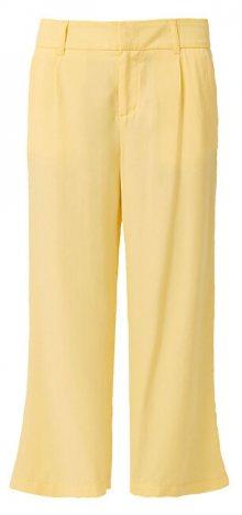 s.Oliver Dámské kalhoty 14.905.76.3045.1355 Bright Yellow 34