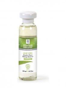 Absolute Organic Dvoufázový odličovač s aloe vera 150 ml\n\n