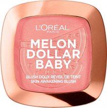 L´Oréal Paris Tvářenka Melon Dollar Baby (Skin Awakening Blush) 9 g