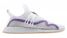 adidas Deerupt S Ftwr White bílé DB2688