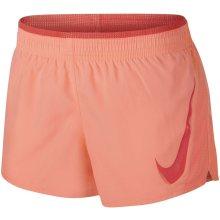 Nike W Dry Short 10K Gx 2 růžová M