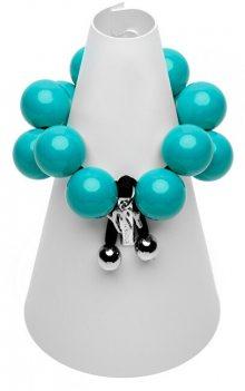 #ballsmania Originální náramek B116 16-5127 Azzurro Ceramica