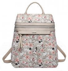 Tamaris Batoh Ava Backpack 3128191-199 Off White Comb