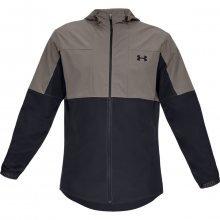 Under Armour Vanish Woven Fz Jacket šedá S