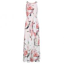 Smashed Lemon Dámské šaty 19335 White/Old Pink XS