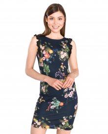 Šaty Liu Jo | Modrá Vícebarevná | Dámské | XS