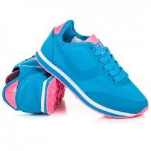 Sportovní modré dětské boty