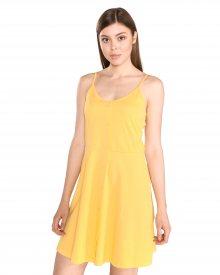 Adrianne Šaty Vero Moda | Žlutá | Dámské | XS