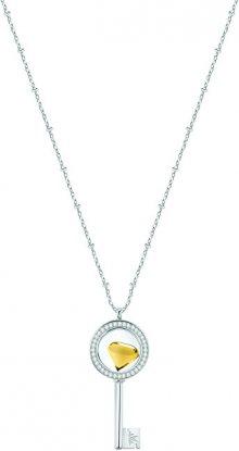 Morellato Stříbrný náhrdelník s elementem Scrigno D`Amore SAMB30