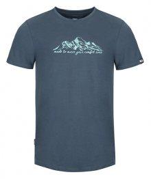 LOAP Pánské triko Anebo Dk Slate Blue CLM1923-T27I XL