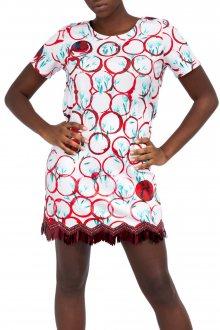 Culito from Spain barevné šaty Diana Frances Spencer - Vasos Vino - L