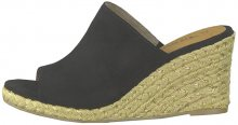 Tamaris Dámské pantofle 1-1-27225-22-001 Black 38