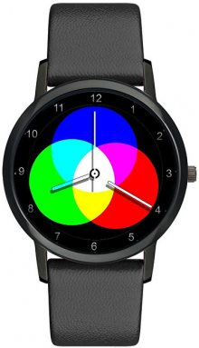 Rainbow e-motion of colors RGB AV45BpB-BL-RGB