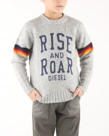 Klash Svetr děstký Diesel | Šedá | Chlapecké | 6 let