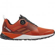 adidas Terrex Two Boa červená EUR 42