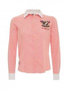 Galvanni Dámská košile PENELOPES Chili Pepper Multi Striped\n\n