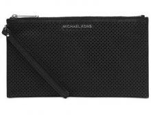 Michael Kors Elegantní kabelka Jet Set Travel Large Zip Clutch Black