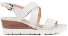 GEOX Dámské sandále Marykarmen Plus B Off White D828AB-06R43-C1002 39