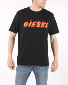 T-Just Triko Diesel | Černá | Pánské | XL