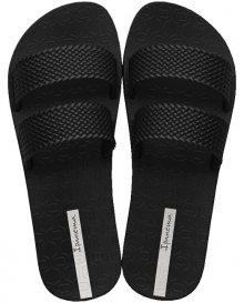 Ipanema Dámské pantofle City Fem 26223-20766 Black/Black 35-36