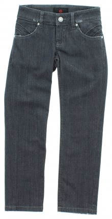 Jeans dětské John Richmond | Šedá | Dívčí | 6 let