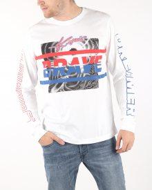 T-Joe Triko Diesel   Bílá   Pánské   XXL