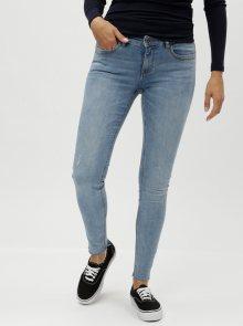 Světle modré skinny džíny Jacqueline de Yong Feline