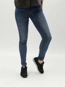 Modré skinny džíny TALLY WEiJL