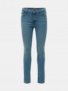 Modré dámské super skinny fit džíny Levi\'s® 720