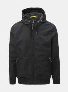 Černá pánská voděodolná bunda Ragwear Percy