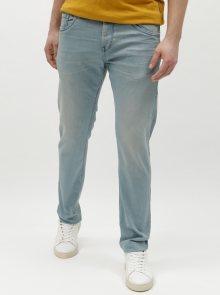 Světle modré pánské slim džíny Tom Tailor