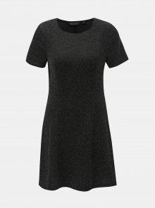 Černé šaty se třpytivým efektem Dorothy Perkins