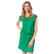 Heavy Tools Dámské šaty Voni S19-197 Green S