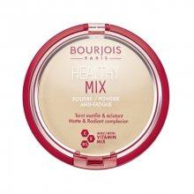 Bourjois Kompaktní pudr na unavenou pleť Healthy Mix (Anti-Fatigue Powder) 11 g 002 Beige