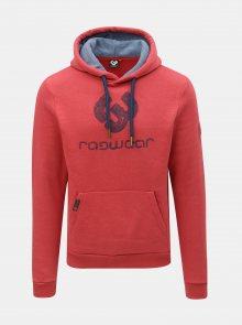 Červená pánská mikina Ragwear Strek