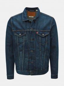 Tmavě modrá pánská džínová bunda Levi\'s® Trucker