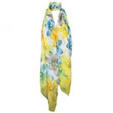 Lecharme Dámský šátek 8515 Yellow